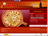 Website von Pizza Royal