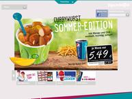 Website von Kochlöffel