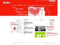 Website von Kraftwerk Schkopau Betriebsgesellschaft mbH