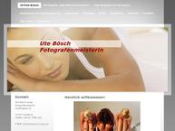 Website von Bösch Ute Lichtbildstudio