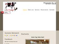 Website von Bauerncafé