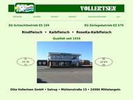Website von Vollertsen Verwaltungs