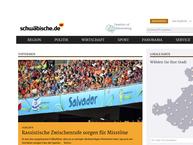 Website von Schwäbische Zeitung