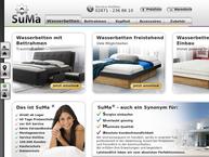 Suma Wasserbetten GmbH in Bocholt Biemenhorst - Öffnungszeiten