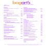 Bogart's - Speisekarte