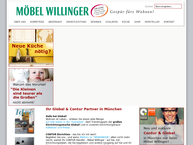 Willinger Wilhelm Mobelhaus Ost Gmbh M U O Berner Auslief Lager