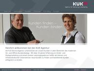 Website von Kley und Kollegen GbR