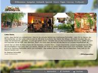 Website von Gasthaus Ruhmöller