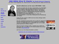 Website von Das Medienneztwerk