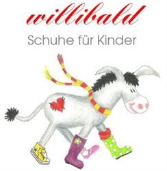 Willibald - Schuhe für Kinder