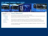 Website von Gaida Logistik Kompetenz GmbH