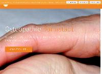 Website von Praxis für Osteopathie Michaela Wunsch