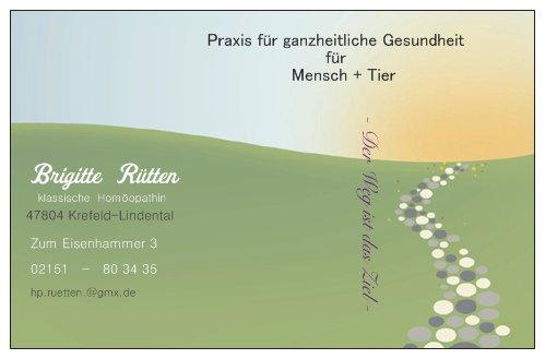 Praxis für ganzheitliche Gesundheit in Krefeld Lindental