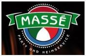Masse Party und Heimservice
