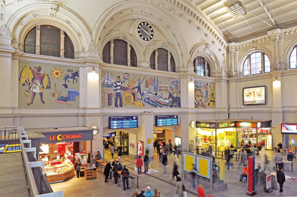 dd54c65a9f2c0a Einkaufsbahnhof Bremen Hbf