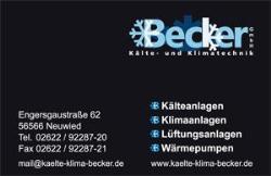 Becker Kälte- und Klimatechnik GmbH