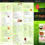 AsiaHub GmbH - Speisekarte für Winterhude