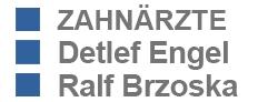 Zahnarzt Detlef Engel und Ralf Brzoska in Praxisgemeinschaft