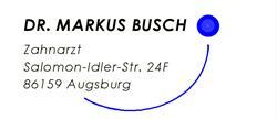Dr. med. dent. Markus Busch