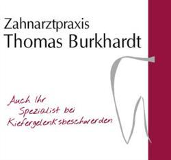 Burkhardt, Thomas Zahnarzt
