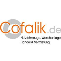 Cofalik Nutzfahrzeuge, LKW-Waschanlage, Handel und Vermietung