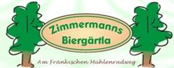 Zimmermanns Biergartla Biergarten In Lichtenau Buschelbach Offnungszeiten