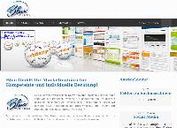 Website von Blue GmbH