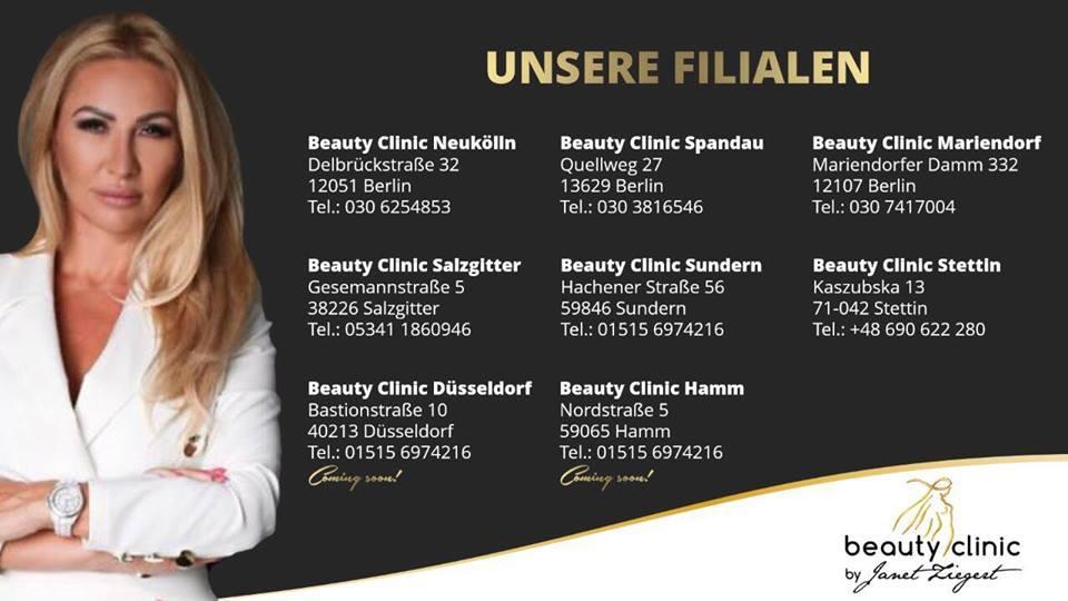 kosmetikstudio beauty clinic berlin 12051 rudow neuk lln hermannstra e 150 ffnungszeiten. Black Bedroom Furniture Sets. Home Design Ideas