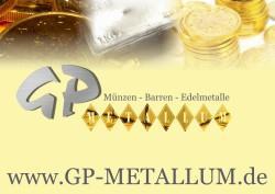 GP Metallum - Münzen - Barren - Edelmetalle