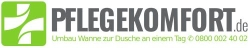 Pflegekomfort Deutschland -Umbau Wanne zur  Dusche an einem Tag
