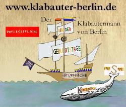 Robert Mingau - Der Klabautermann von Berlin