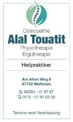 Osteopathie•Physiotherapie•Ergotherapie Alal Touatit