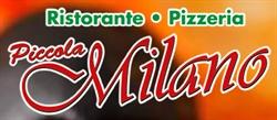 Pizza Milano Mannheim Pizzeria Piccola Restaurant Holzofen