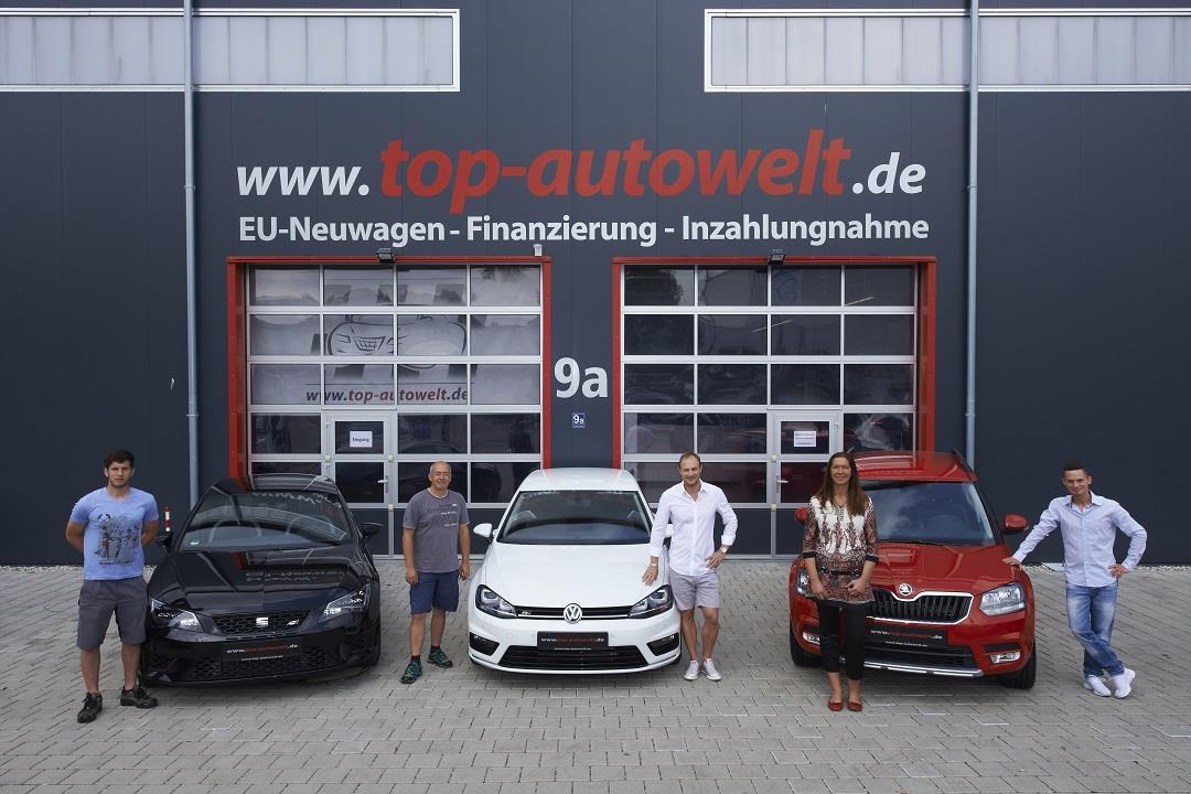 top autowelt automobil vertriebs gmbh in puchheim bei. Black Bedroom Furniture Sets. Home Design Ideas