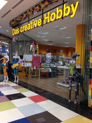 Das Creative Hobby Bastelbedarf Handarbeitsbedarf