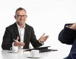 Robert Zernisch, Selbstständiger Finanzberater für die Deutsche Bank