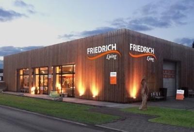 friedrich living produktion und vertrieb von m bel. Black Bedroom Furniture Sets. Home Design Ideas