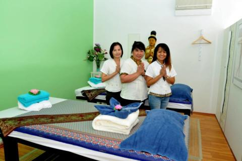 Thai massage bockum hövel