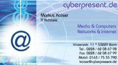 cyberpresent.de