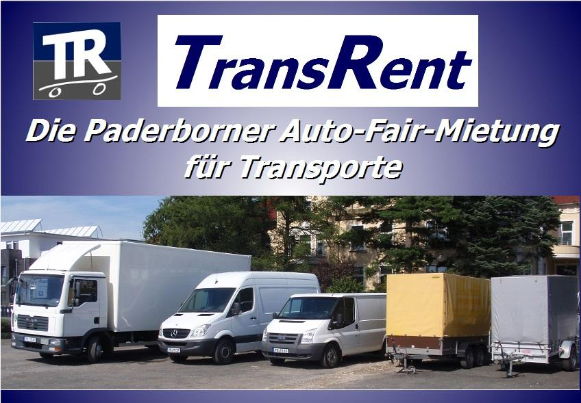 autovermietung transrent in paderborn kernstadt ffnungszeiten. Black Bedroom Furniture Sets. Home Design Ideas