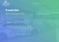 Website von b-ceed: events und location