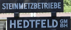 Steinmetzbetrieb Hedtfeld GmbH