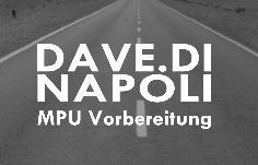 Verkehrspsychologische MPU Beratung Dave Di Napoli