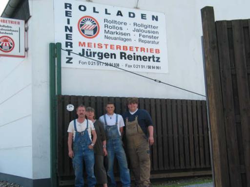 Rolladen Reinertz Gmbh Rollladen Und Markisen Remscheid