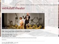 Website von Freies Werkstatt Theater