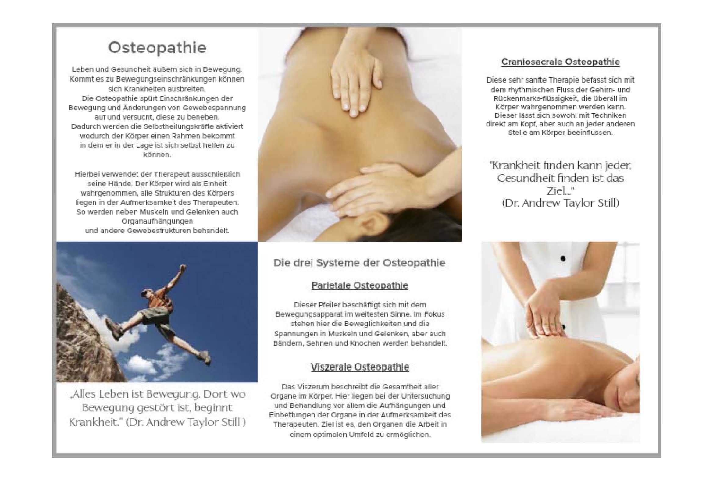 Osteopathie Stehling in Schorndorf - Öffnungszeiten