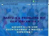 Website von mein-hartz4-Anwalt.de