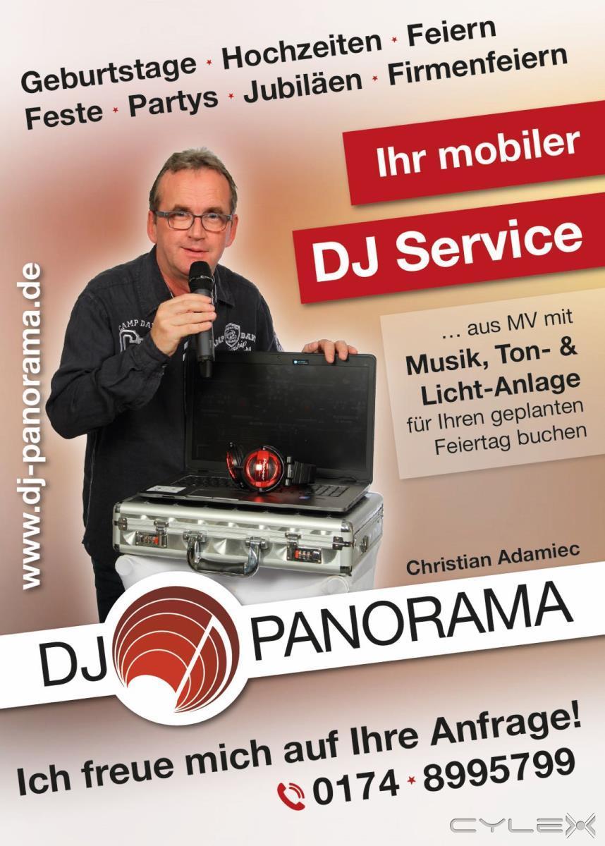 Dj Panorama Mobiler Dj Service Geburtstag Hochzeit Party Usedum In