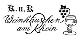 Weinhäuschen am Rhein