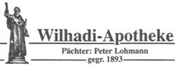 Wilhadi - Apotheke Hans-Werner Lohmann